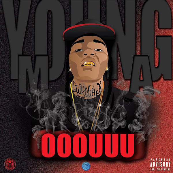 Young M.a. - Ooouuu - Single Cover