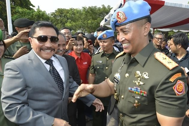 Nasrudin Joha: Pak KASAD, TNI Bukan Alat Kekuasaan Loh