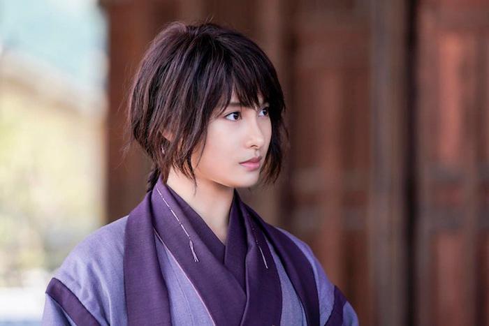 Rurouni Kenshin Final Chapter (The Final / The Beginning) live-action - Tao Tsuchiya