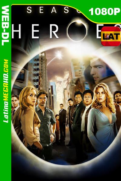 Heroes (Serie de TV) Temporada 2 (2007) Latino HD WEB-DL 1080P ()