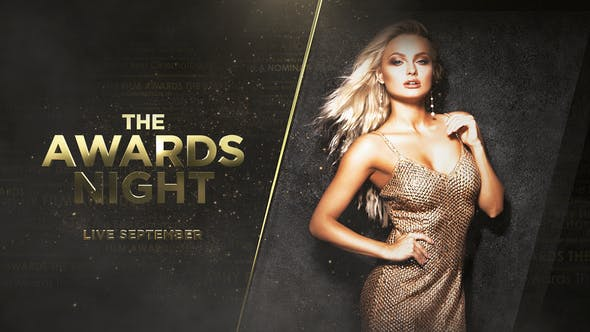 The Awards Night Promo[Videohive][After Effects][28677077]