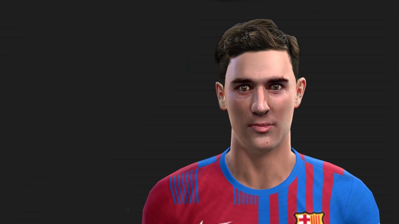FC Barcelona Mini Fackpack 2021 For PES 2013