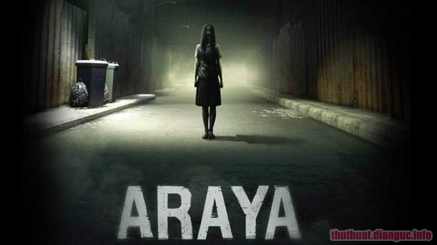 Download Game ARAYA Full Crack, tải game kinh dị hay cho pc, Game ARAYA, Game ARAYA free download