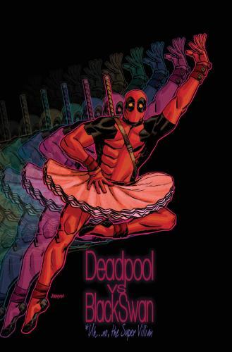Superhero Morphsuits: All Deadpool Alternate Costumes