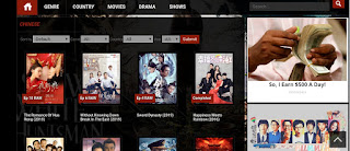 Kdrama and asian drama movies