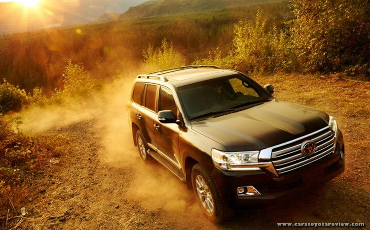 2018 Toyota Land Cruiser Review And Performence