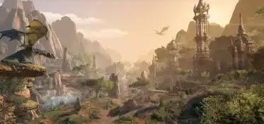 Elder Scrolls Online: Better Graphics