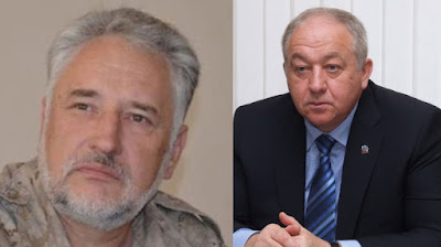 Zhebrivskyi is to replace Kikhtenko in the position of the head of the Donetsk military-civil administration