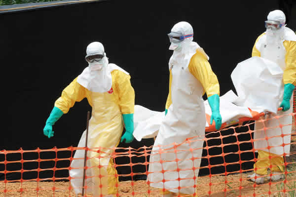 Image result for Ebola outbreak: Nigeria's Airport Authority on alert
