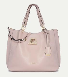 borsa liu jo sei unica pubblicita 2017 colore rosa