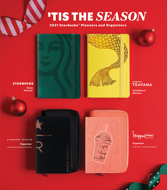 First Look at the Starbucks 2020 Planners + How to Get Them! | Trends 2020