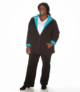 JunoActive Plus Size Hiking Clothes