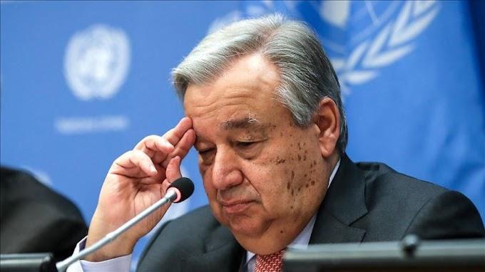 الأمم المتحدة تنفي التصريحات التي نسبتها وكالة الأنباء المغربية لأنطونيو غوتيريش بخصوص ثغرة الگرگرات غير القانونية.