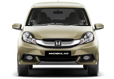 2017 Honda Mobilio Facelift front picture