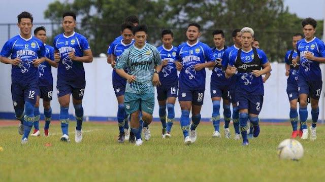 Persib Bandung Membawa 18 Pemain Bertarung di Asia Challenge Cup Malaysia