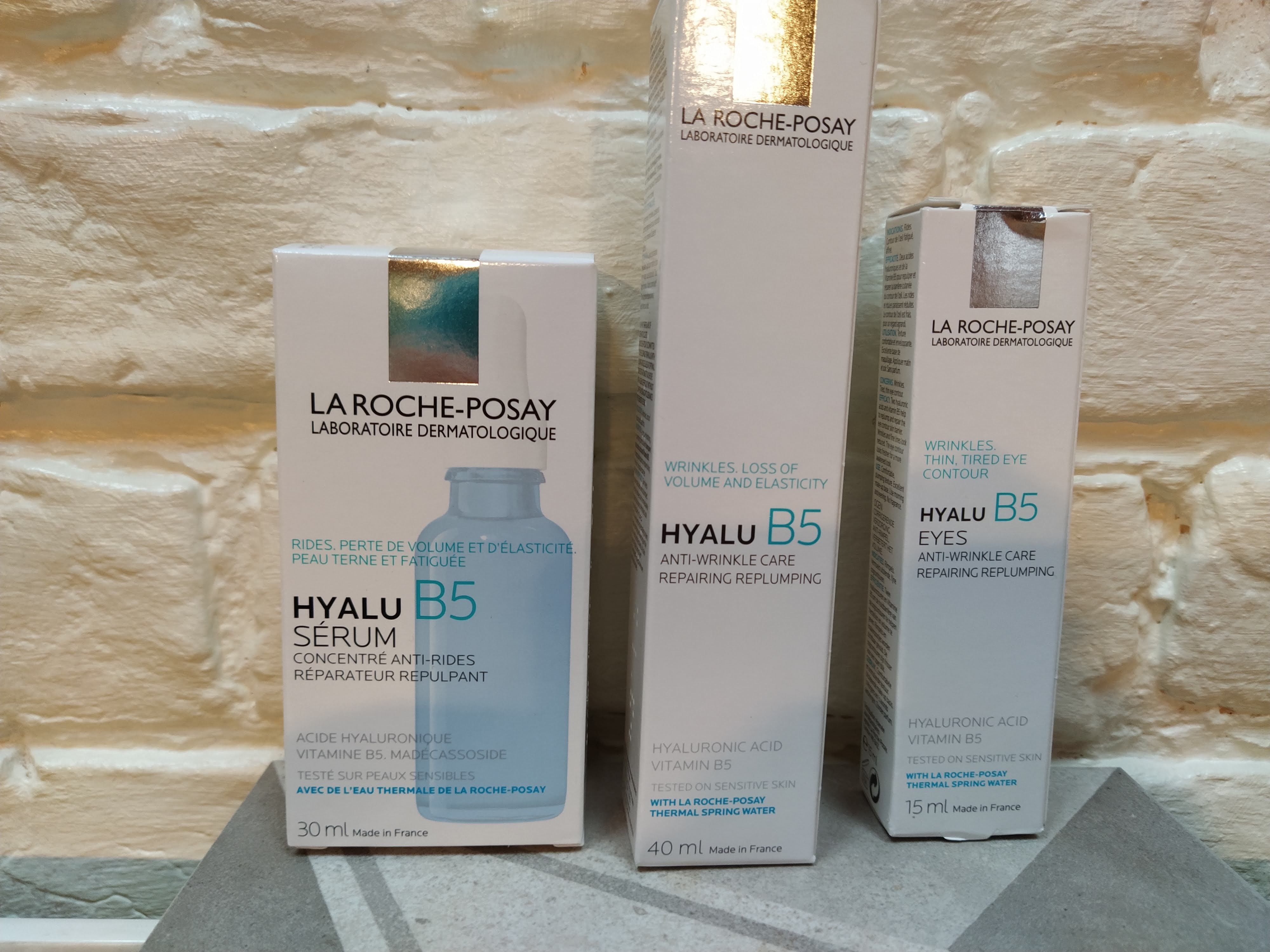 Hyalu B5 Laroche posay