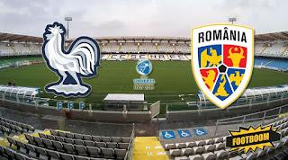 Франция U21 – Румыния U21 смотреть онлайн бесплатно 24 июня 2019 прямая трансляция в 22:00 МСК.