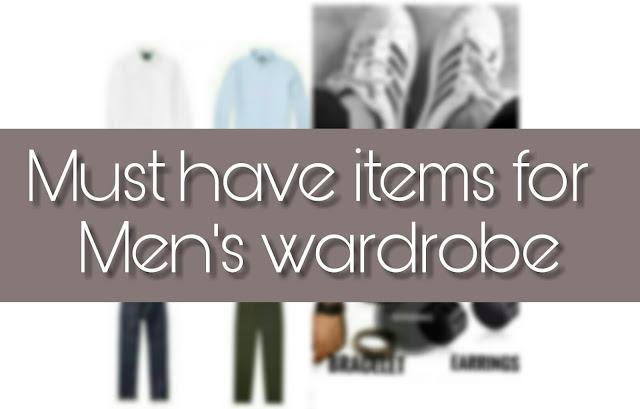 Men's minimalist capsule wardrobe