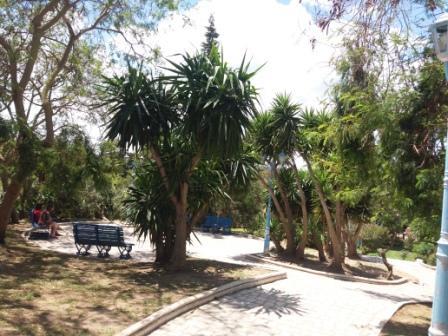 Parc Tunis
