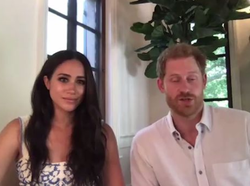 Meghan Markle and Prince Harry 'to be offered £1m Spotify podcast megadeal'