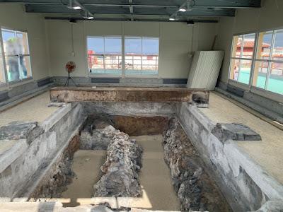 首里城の地下遺構