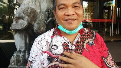 Kadinsos Mitra Franky Wowor.Apresiasi Kedatangan Menteri Sosial Tri Rismaharini Ke Sulut