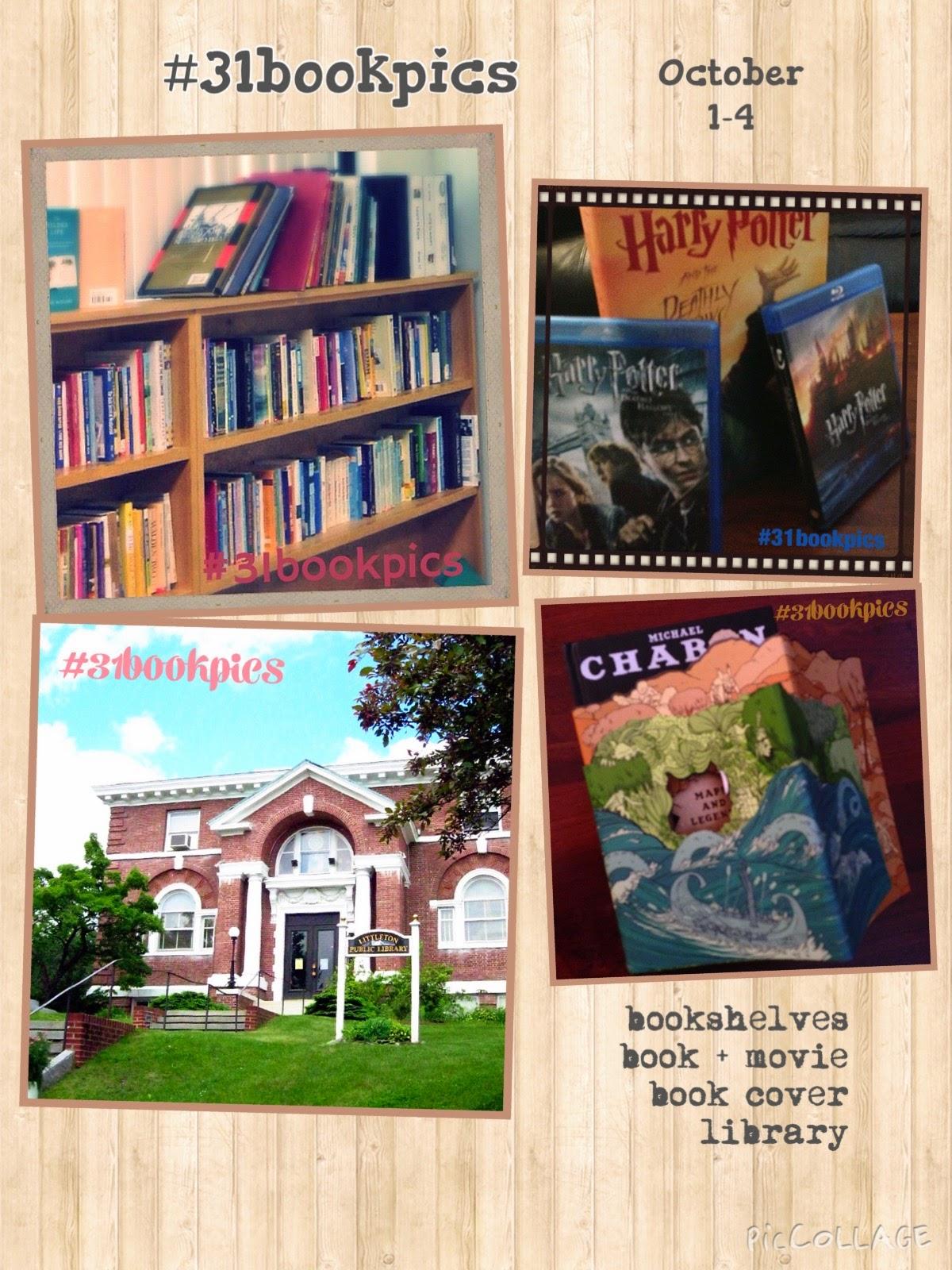 #31bookpics October 1-4 The 3 Rs Blog