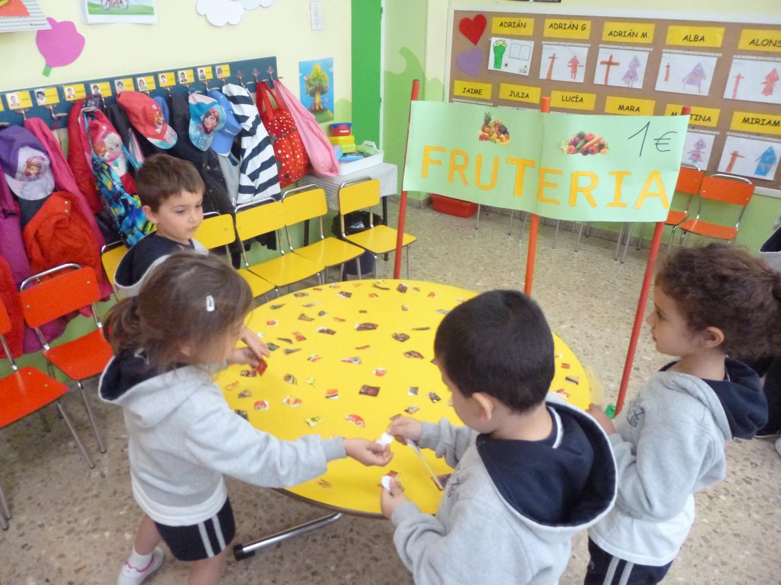 Agustinas Valladolid - 2017 - Infantil 4 - Mercado