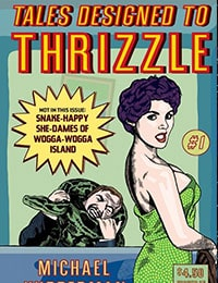 Tales Designed To Thrizzle Comic