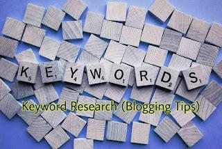 ব্লগিং এ কীওয়ার্ড রিসার্চ (Keyword research) কেন জরুরি? (Blogging tips)