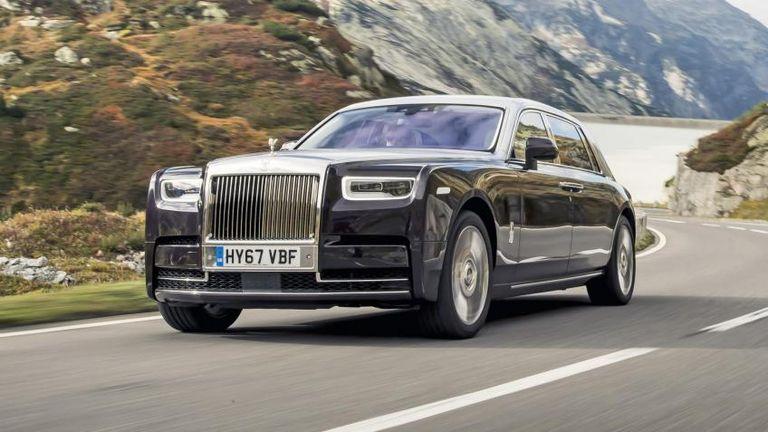 طراز Rolls-Royce Phantom