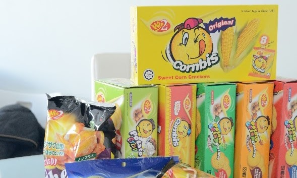 Winwin Snacks: Halal Snacks for just about everyone