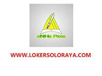 Loker Editor & Penulis Bidang Studi IPA dan Bahasa Arab di Nur Hidayah Press Solo