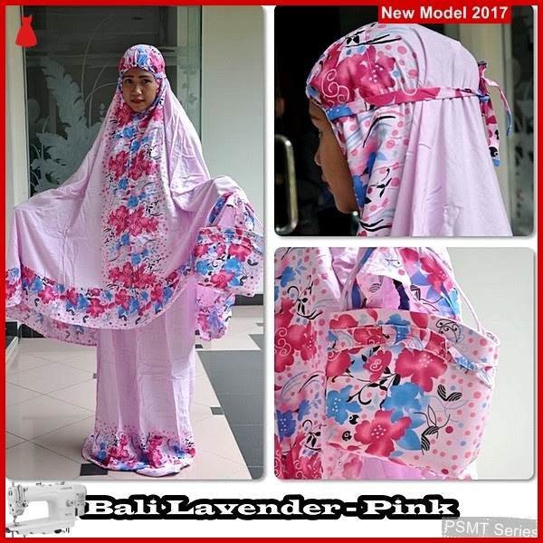 PSMT152A Mukena Bali Lavender Pink Paling Murah BMG