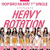 SGO48 Resmi Rilis Single Debut 'Heavy Rotation'