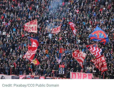 Football without the fans: New study reveals effect of empty stadiums during pandemic
