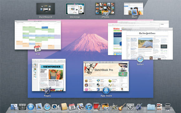 Mac OS X Mountain Lion 10.8.5 Review