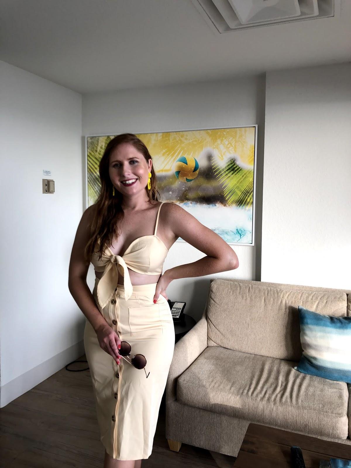 Amazon TOP-MAX Women's Dresses-Summer Spaghetti Strap Sleeveless Cocktail Party Casual Button Down Midi Dress Blue Black Stripe