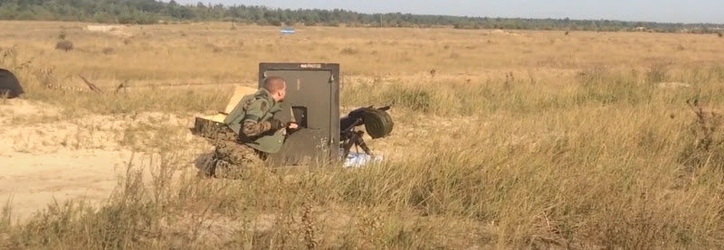 КБАО випробовує модернізований 30-мм автоматичний станковий гранатомет КБА.117-02
