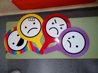 Resultado de imagen de piruletas de las emociones santillana