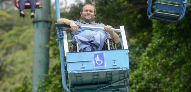 ABC Paulista tem o primeiro teleférico acessível para cadeirantes da América Latina