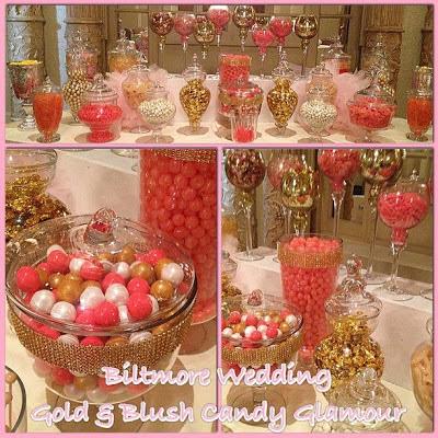Pink Gold Ivory Amp Blush Glam Amp Sweetly Chic Wedding