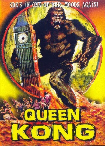 Queen Kong (1976) - IMDb