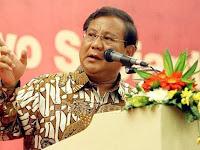Duet Prabowo-AHY Tak Mungkin Terwujud, Ini Alasannya