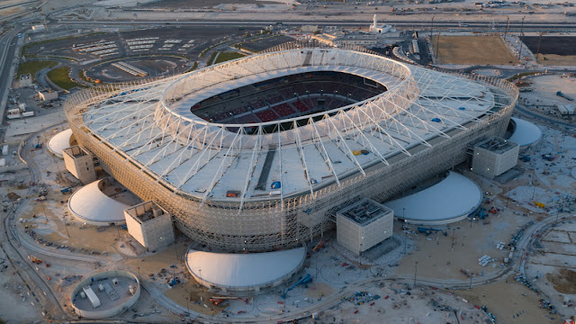 Qatar World Cup stadium