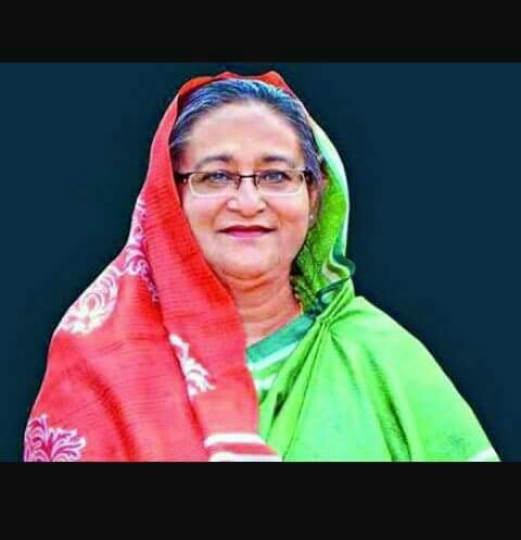 iSheikh Hasina: The world's 3rd honest politician