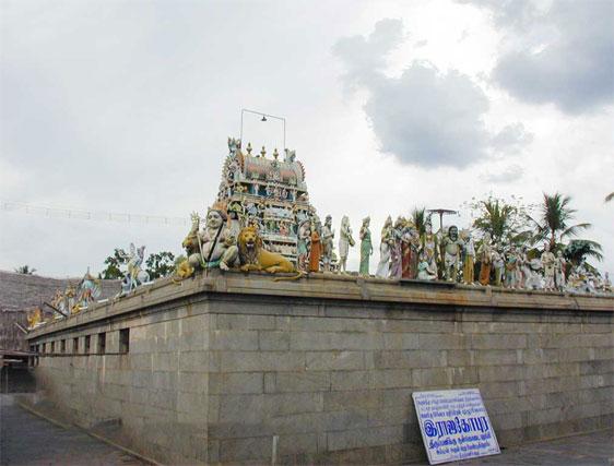Kondathukaliamman Temple Perumanallur Tirupur - History, Timings, Festivals & Address!