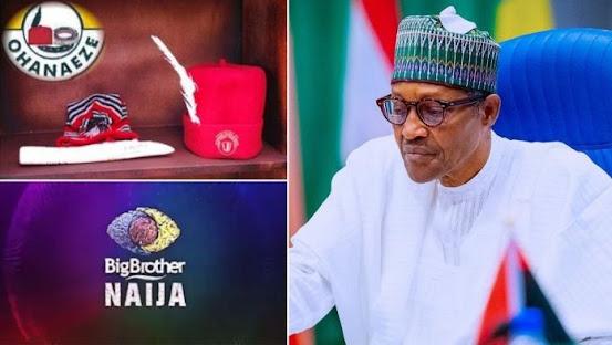 Ohaneze Ndigbo Urges Buhari To Ban Big Brother Naija