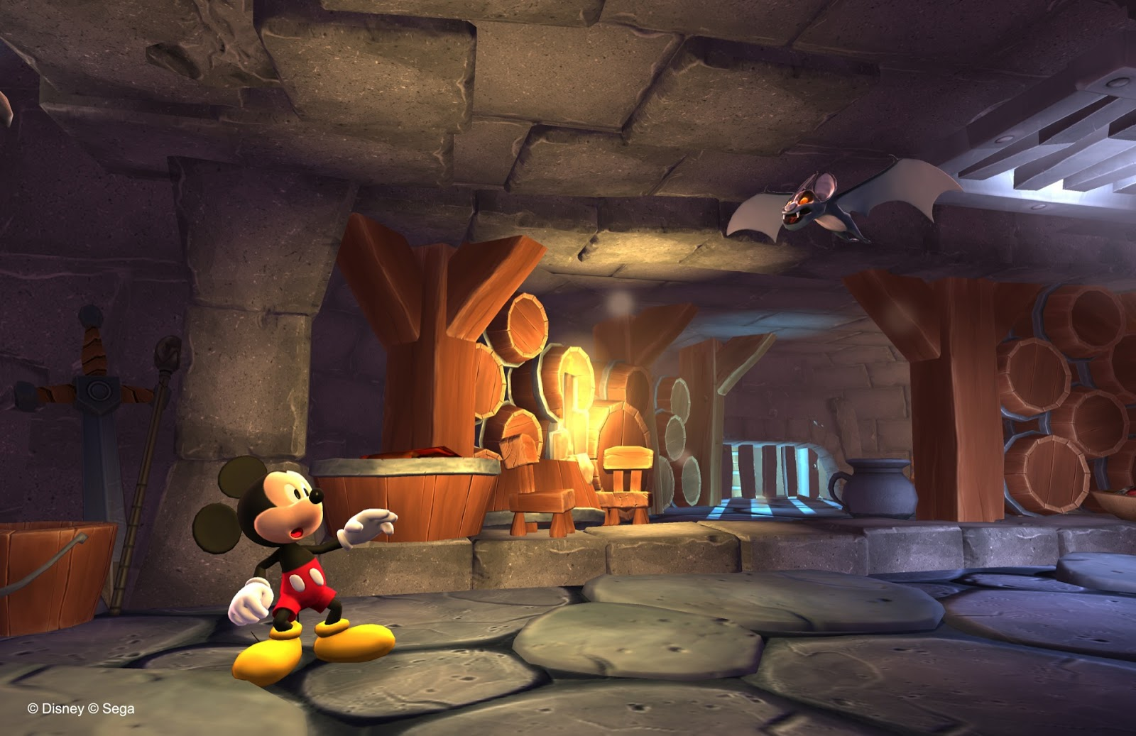 Baixar Castle of Illusion Starring Mickey Mouse PC