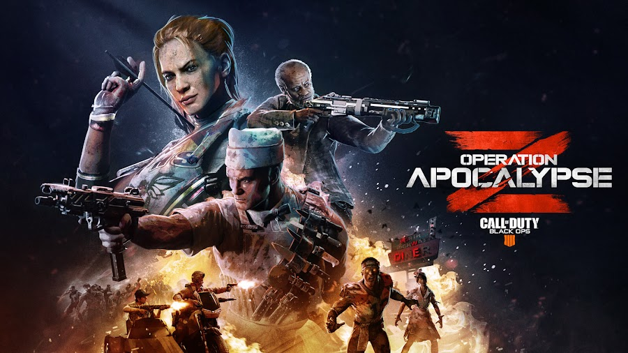 call of duty black ops 4 operation apocalypse z update treyarch ps4 pc xb1